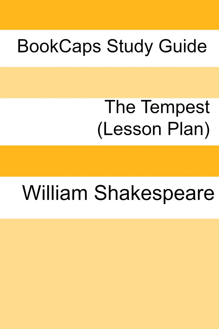 shakespeare lesson plans the tempest swipespeare